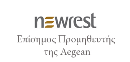 Επίσημος προμηθευτής της Aegean
