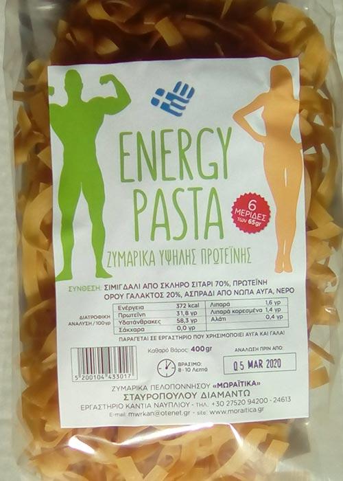 Energy Pasta