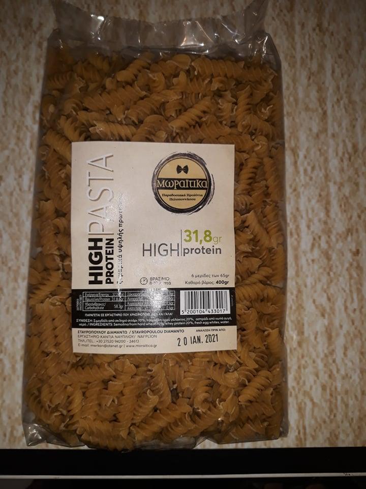 High Pasta Protein 31,8gr
